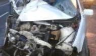 Permalink to Kecelakaan Truk Vs BMW, Pengemudi Tewas Terjepit