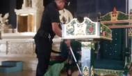 Permalink to Pengamanan Gereja Ganjuran Dibantu CCTV