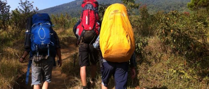 Protokol Kesehatan Untuk Pendakian Gunung