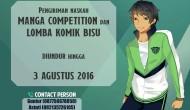 Permalink to Mangafest 2016 Manga Competition dan Komik Bisu -Info Baru-
