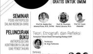 """Permalink to Seminar dan Peluncuran Buku di UGM """"Gratis!"""""""