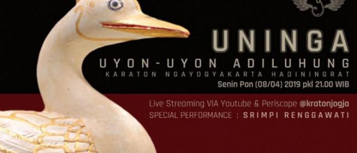 Uyon-Uyon Hadiluhung Senin Pon 8 April 2019